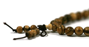 IbizaMen - wrap - Robles hout 8mm - mala - one size, IBIZA MEN MENS JEWELLERY