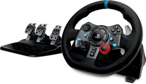 Logitech G29 Driving Force Racestuur + pedalen - Playstation & PC, Logitech G