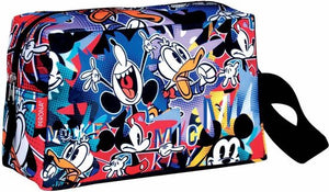 Disney Mickey Mouse Madness - Toilettas - 25 cm - Multi, Disney