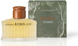 Laura Biagiotti Roma Uomo After Shave Lotion 75 ml, Mexx