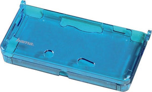 3Ds Crystal Case Tr-Bl  **, Hama