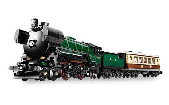 LEGO Emerald Night Train - 10194, LEGO