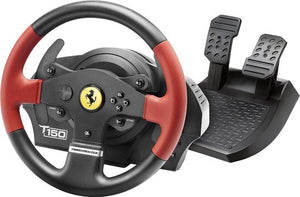 Thrustmaster T150 Ferrari Wheel - PC - PlayStation 4 - Playstation 3, Thrustmaster