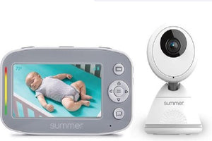 Summer infant Baby Pixel Cadet Colour Video Monitor, Summer Infant