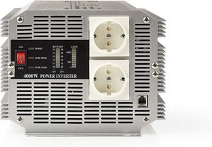 Hq Inv4000-24 High Power Omvormer - 230 V 4000 W, HQ