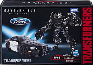 Transformers Masterpiece Decepticon Barricade MPM-5, Transformers
