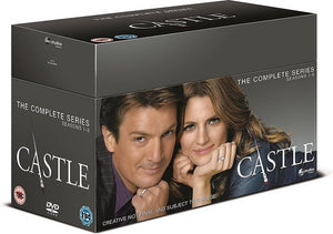 Castle - Seizoen 1 t/m 8 (Import), Tv Series