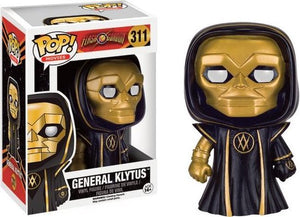 Funko Pop! Flash Gordon General Klytus - Verzamelfiguur, Funko