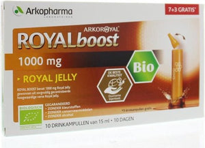 Arkopharma Royal Boost (7+3) - 120 stuks - Voedingssupplement, Arkopharma