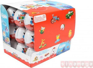 Kinder Surprise 36 eieren (Marvel editie), Kinder