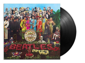 Sgt. Pepper's Lonely Hearts Club Band Anniversary Edition (LP), The Beatles