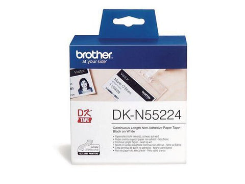 Brother DK-N55224 DK labelprinter-tape, Brother