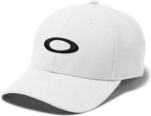 Oakley Golf Ellipse Cap - Verstelbaar - White, Oakley