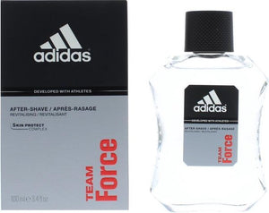 Adidas Team Force for Men - 100 ml - Aftershave lotion, adidas