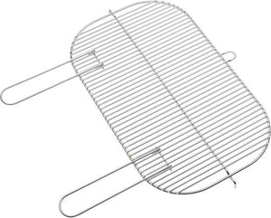 Barbecook Braadrooster - 56x34 cm - Chroom, Barbecook