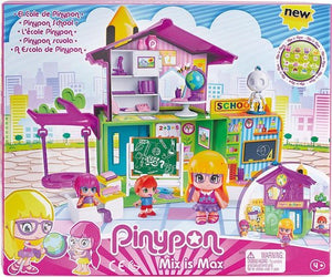 Pinypon School - Speelfigurenset, Pinypon