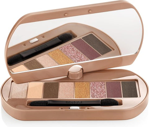 Bourjois Eye Catching Nude Oogschaduwpalet, Bourjois