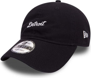 New Era 9Forty Mini Wordmark (940) Detroit Tigers Navy, New Era