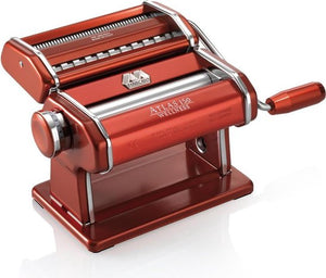 Marcato Atlas 150 Wellness Color Pastamachine - Rood, Marcato