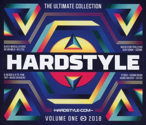 Hardstyle The Ultimate Collection Vol 1 2018, Hardstyle The Ultimate Collection