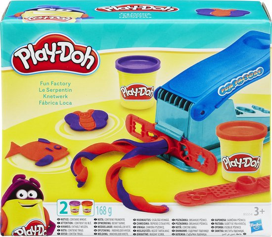 Play-Doh Pretfabriek & Pers - Klei Speelset, Play-Doh