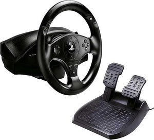 Thrustmaster T80 Racing Wheel - PS4 + PS3, Thrustmaster