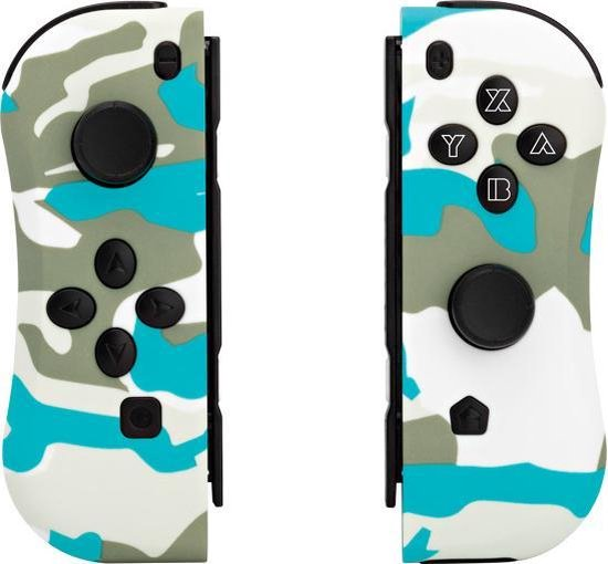 Under Control - Nintendo Switch Joycon Controllers - Snow White Camo, Under Control