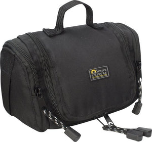 Active Leisure Toiletbag - Zwart, Active Leisure