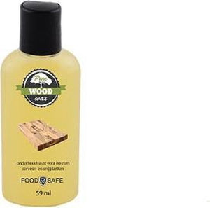 Pure Wood Care Pure Wood wax 59 ml - Minerale Olie, Pure Wood Care