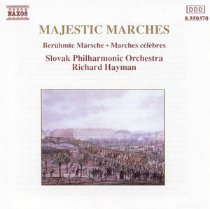 Majestic Marches, Hayman