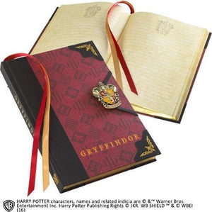Harry Potter: Gryffindor Dagboek, Noble Collection
