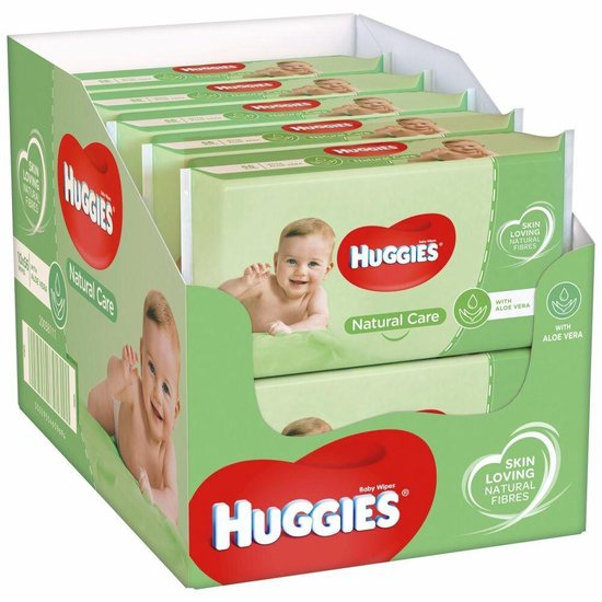 Huggies baby wipes-BIGPACK-10 X 56, Huggies