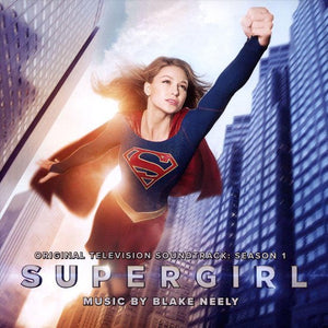 Supergirl: Season 1, Ost