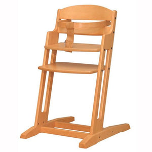 BabyDan Dan High Chair Kinderstoel - Naturel, BabyDan