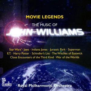 Movie Legends : The Music Of John Williams, Royal Philharmonic Orchestra