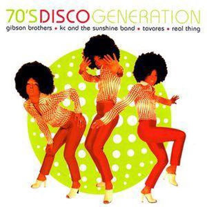 70's Disco Generation - Beat Goes On, Various