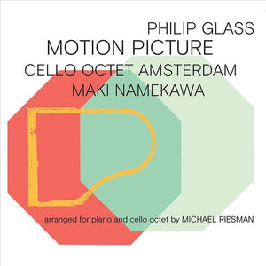 Motion Picture, Cello Octet Amsterdam - Maki Nameka
