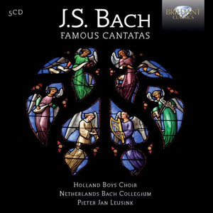 J.S. Bach: Famous Cantatas, Holland Boys Choir