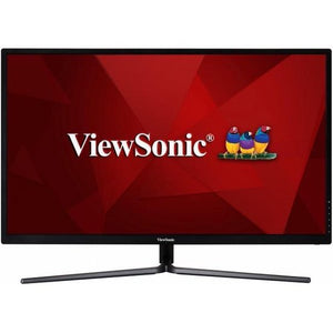 Viewsonic VX3211-2K-MHD computer monitor 81,3 cm (32'') 2560 x 1440 Pixels Wide Quad HD LED Zwart, Viewsonic