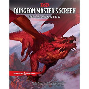 Dungeon Master's Screen Reincarnated, Wizards of the Coast