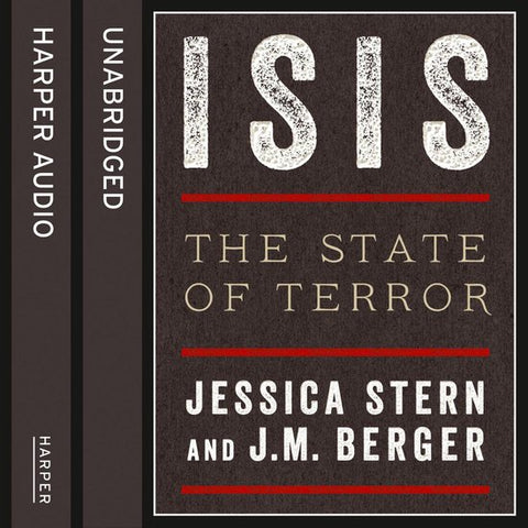 ISIS: The State of Terror, Jessica Stern