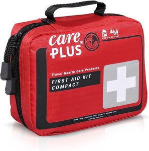 Care Plus EHBO set - First aid kit compact - 40 onderdelen, Care Plus