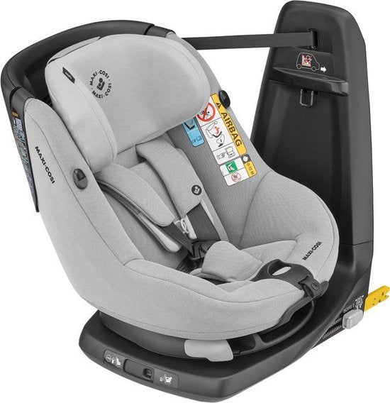 Maxi Cosi AxissFix autostoel - Authentic Grey, Maxi-Cosi