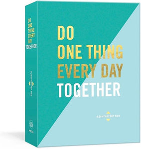 Do One Thing Every Day Together, Robie Rogge