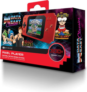 Pixel Classic Player with 300 Classic games (Retro), My Arcade Gaming