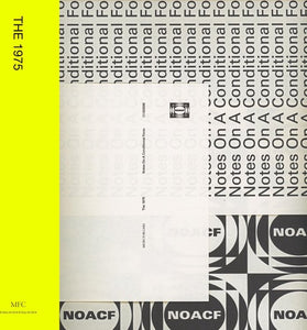 Notes On A Conditional Form (CD), The 1975