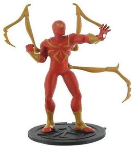 Marvel: Iron Spiderman - 9 cm, Comansi
