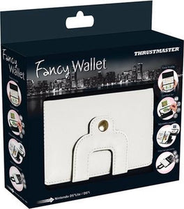 Fancy Wallet 3DS / DSi / NDS Lite - Wit, Thrustmaster