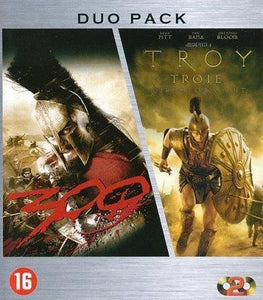 Troy & 300 (Blu-ray), Warner Bros Home Entertainment