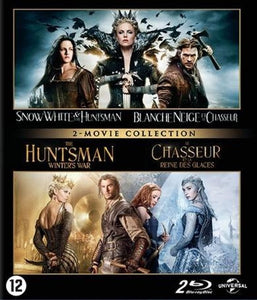 The Huntsman: Winter's War/Snow White & The Huntsman Box (Blu-ray), Movie